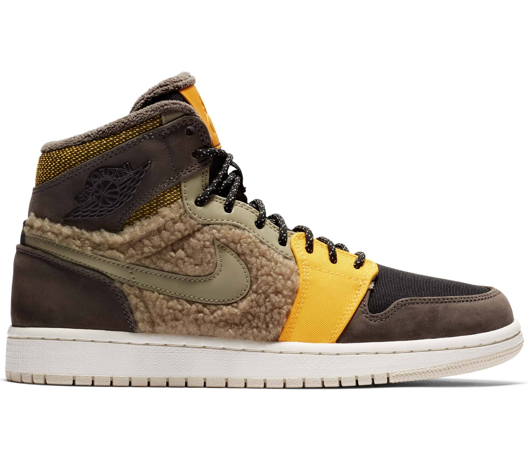 Jordan Air 1 Retro High Premium Utility Damen Sneaker
