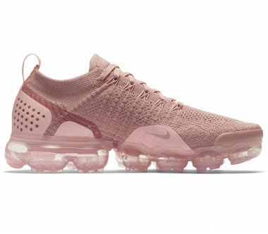 Nike - Air Vapor Max Flyknit 2 women's running shoes (pink)