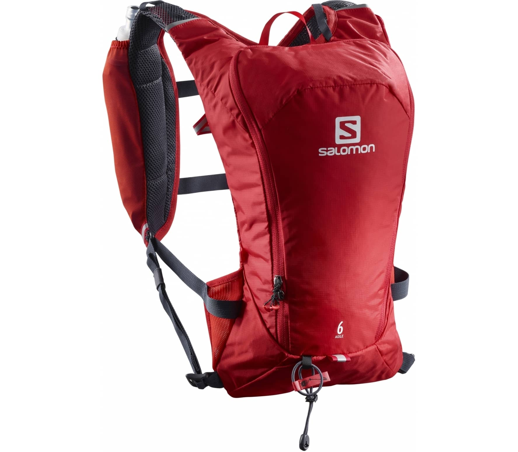 Salomon Agile 6 Set Unisex red
