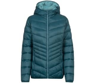 CMP Fix Hood Women Rain Jacket