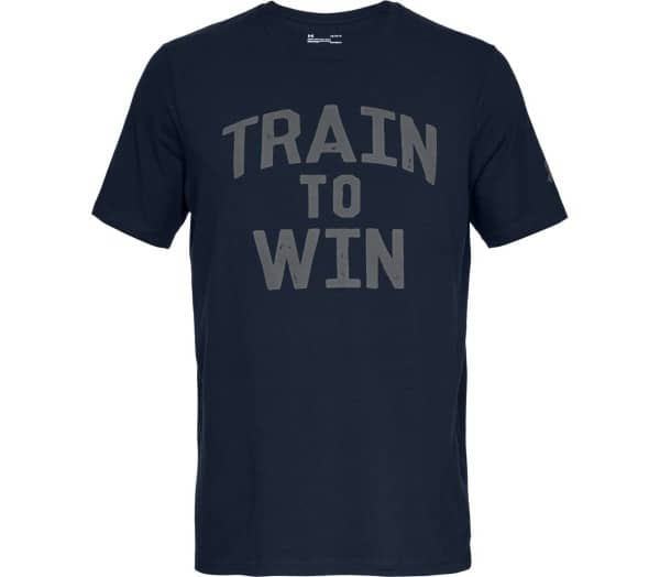 UNDER ARMOUR Mfo Train to Win Men Training Top - 1