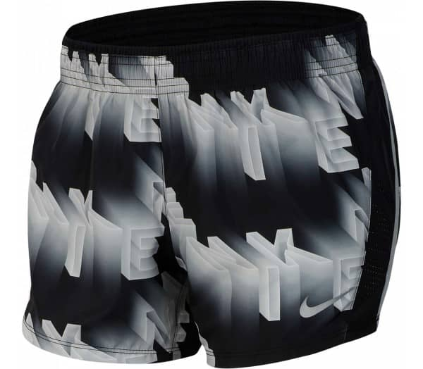 NIKE Black Women Running-Shorts - 1