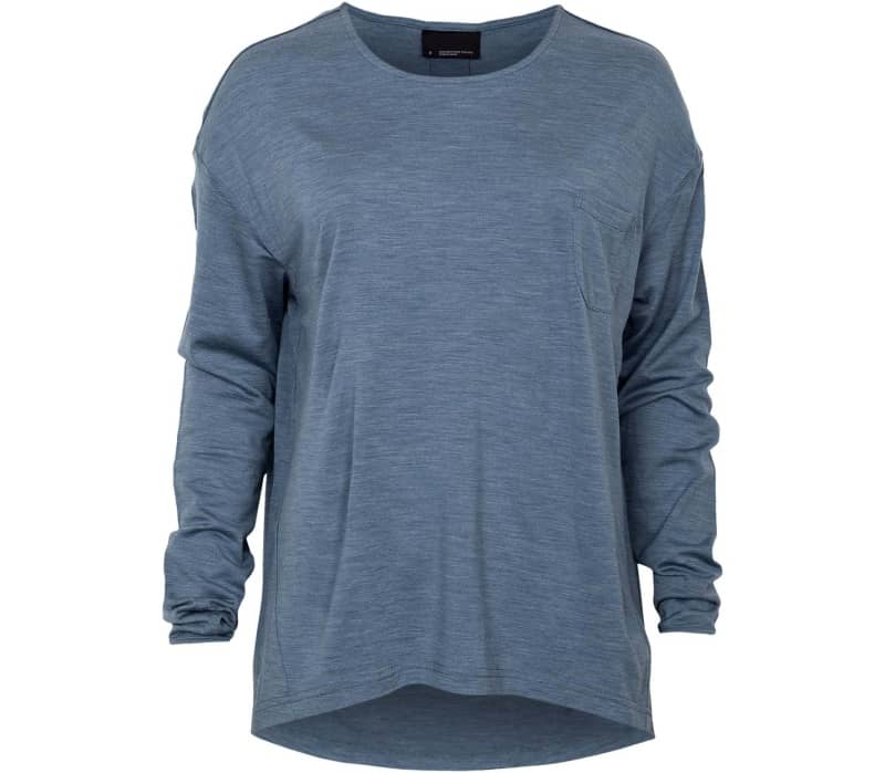 180GSM Relaxed Merino Dames Long-sleeve