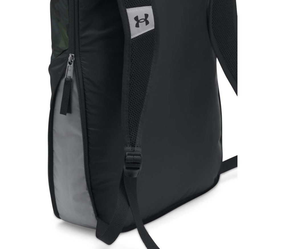 Under Armour - Expandable Sackpack training backpack (green/black)