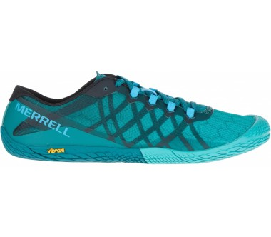 Merrell - Vapor Glove 3 men's trail running shoes (blue)