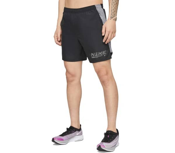 NIKE Challenger Men Running Shorts - 1