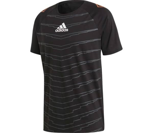 ADIDAS ID Graphics Heren T-Shirt - 1