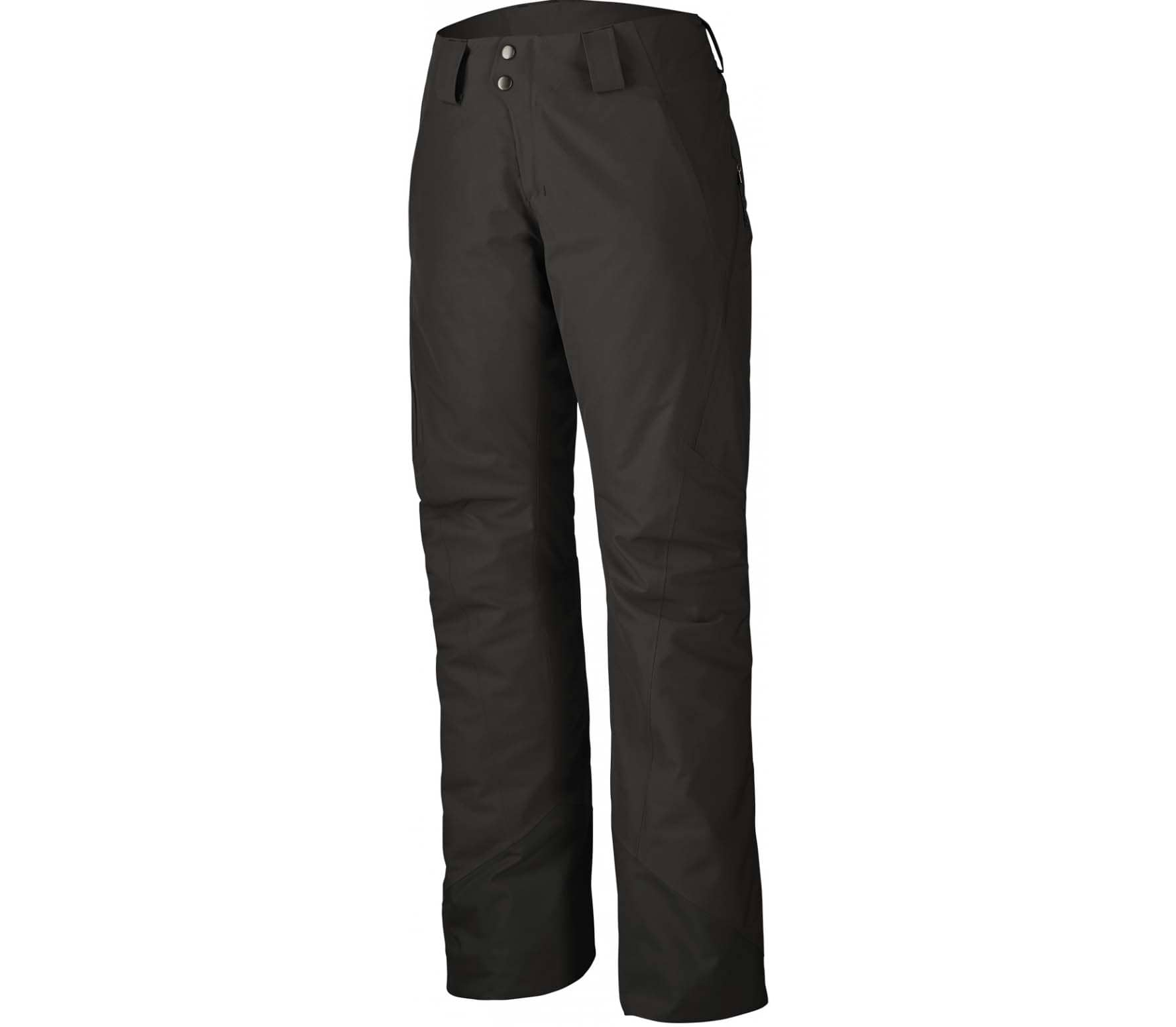 official photos 5a90f 240d5 Patagonia Insulated Powder Bowl Donna Pantaloni da sci nero