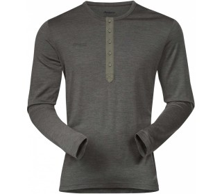 Henley Wool Men