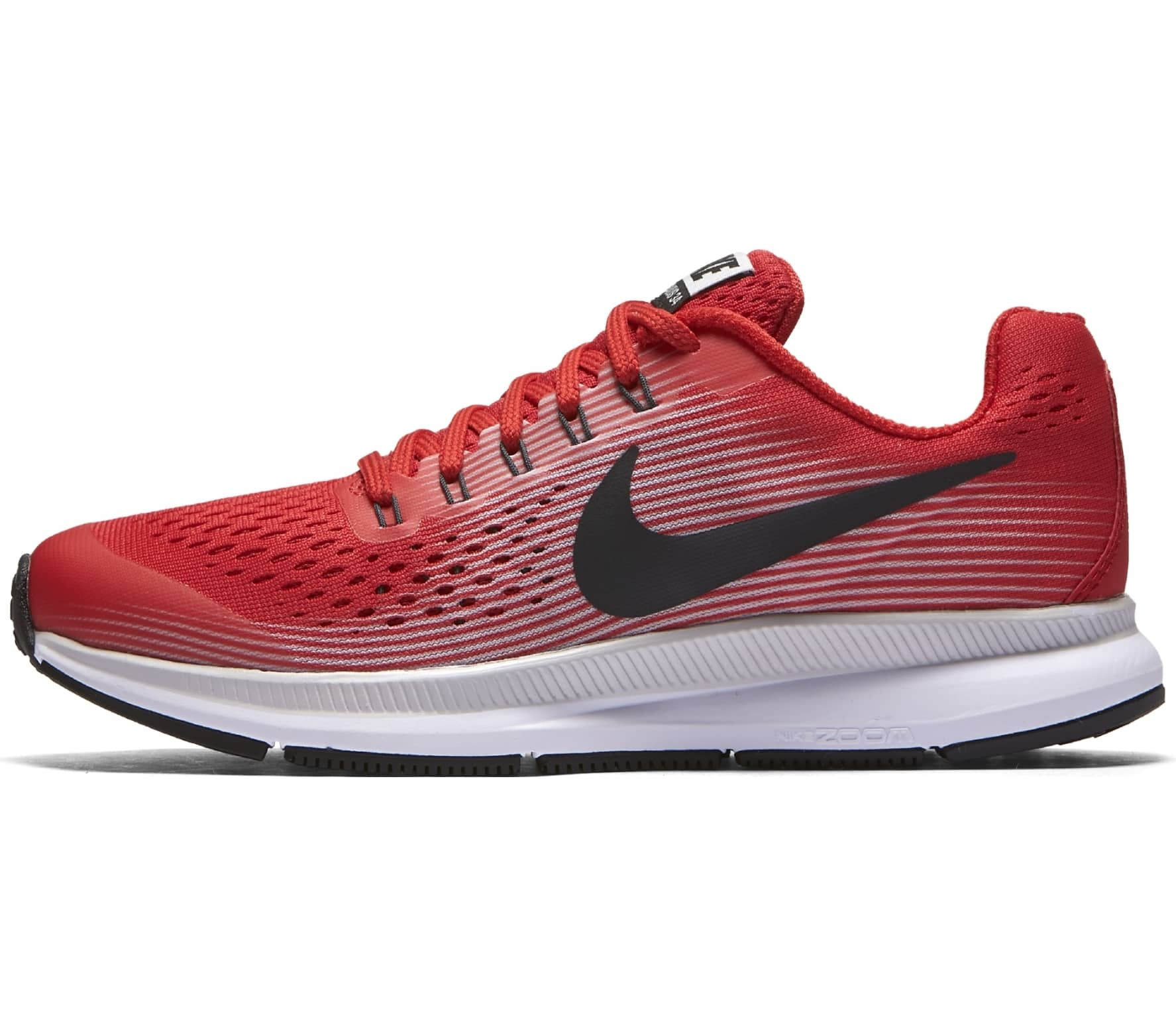 93734b249c46f Nike - Zoom Pegasus 34 (GS) Children running shoes (red) - buy it at ...
