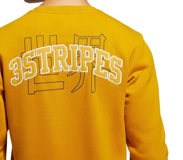 ADIDAS Collegiate Crew Herren Sweatshirt | KELLER SPORTS [AT]