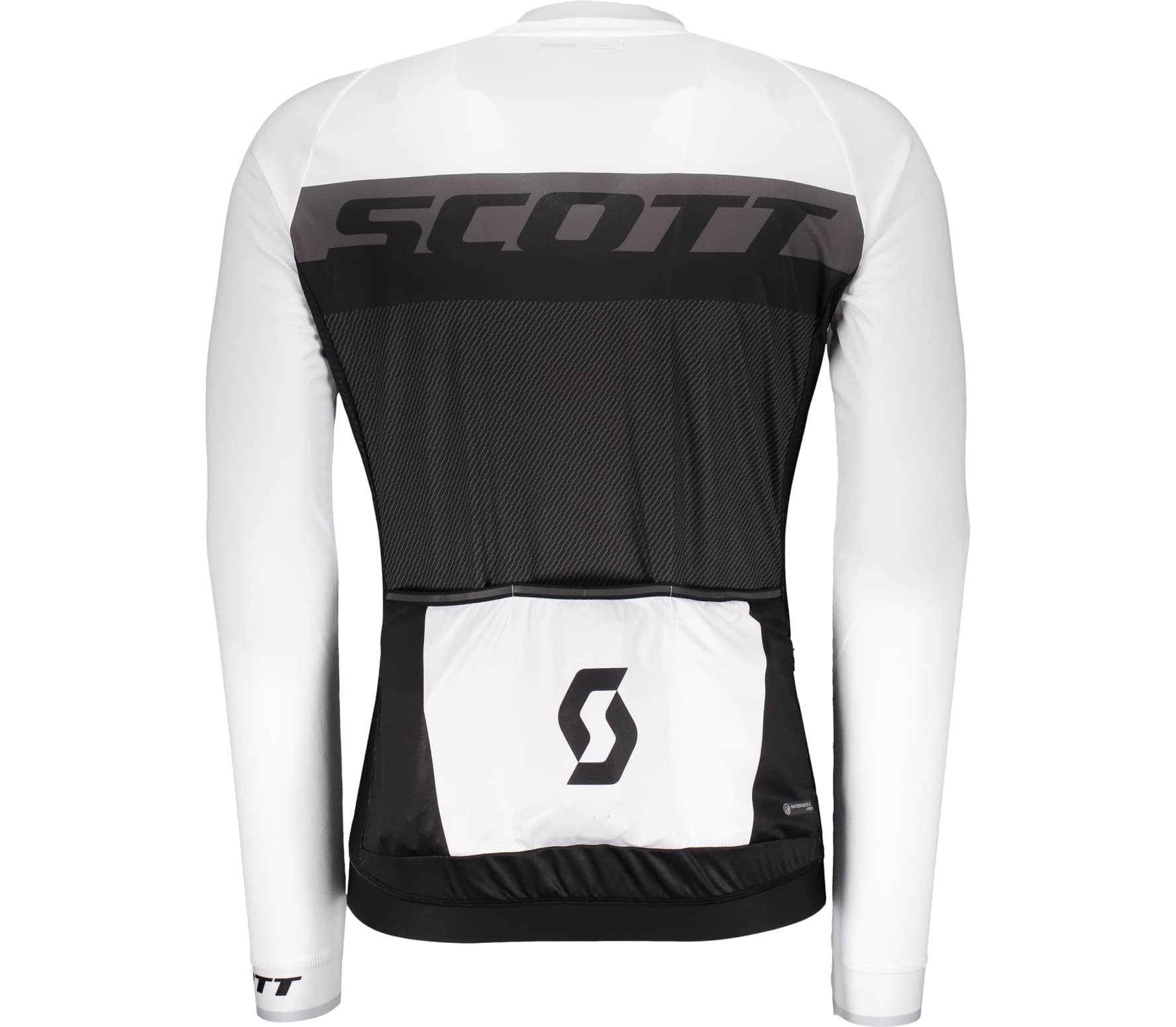 Scott - RC Pro long-sleeved men s Bike top (black white) - buy it at ... d0c9f7d84