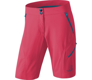 Dynafit - Transalper 2 Dynastretch women's functional shorts (pink)