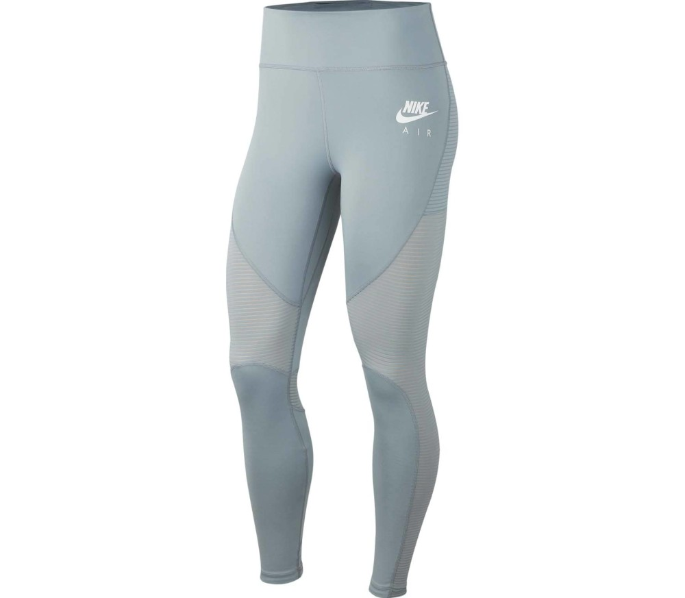 Nike - Air 7/8 Damen Lauftight (grau)