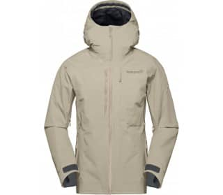 Norrøna Lofoten Gore-Tex  Insulated Women Ski Jacket