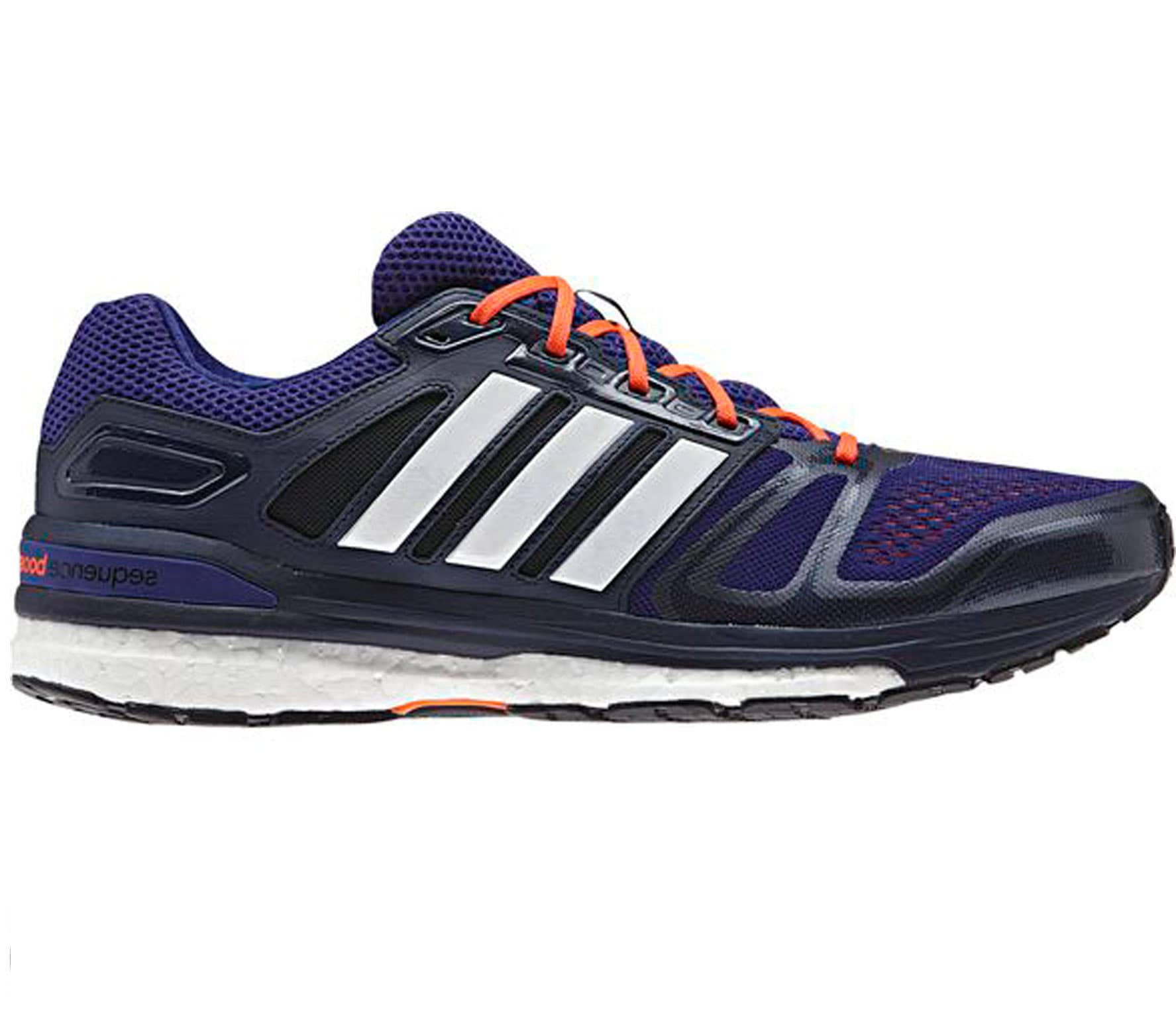76a0e3e9ec52f Adidas - Supernova Sequence Boots 7 men s running shoes (violet ...