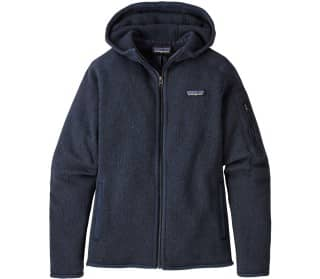 Patagonia Womens Zip Hoodie Better Sweater strickfleece