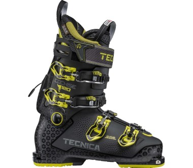 Tecnica - Cochise DYN 120 men's freeride skis boots (black/yellow)