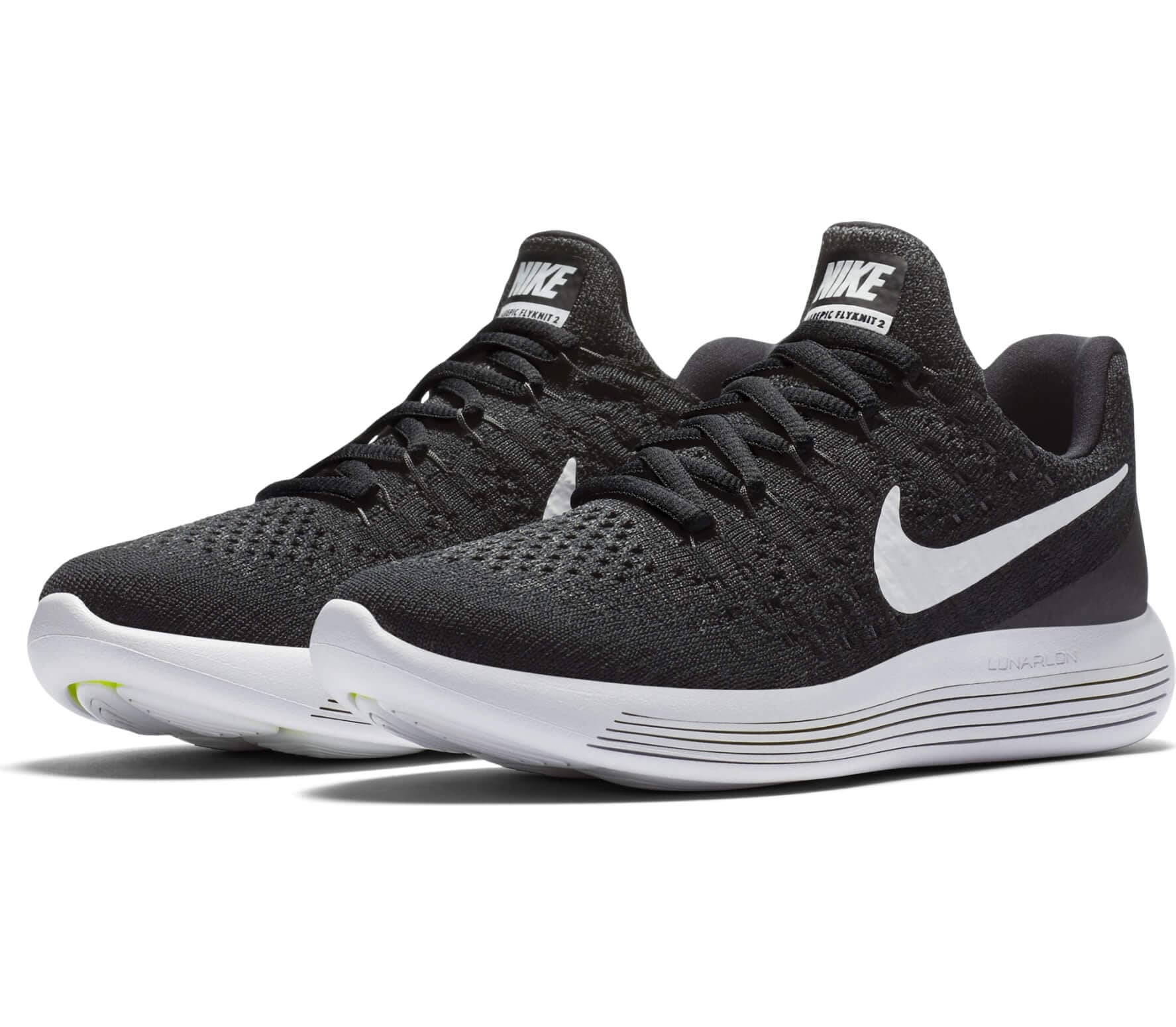 info for b5a3d a688e Nike Lunar Epic Low Flyknit 2 Children black