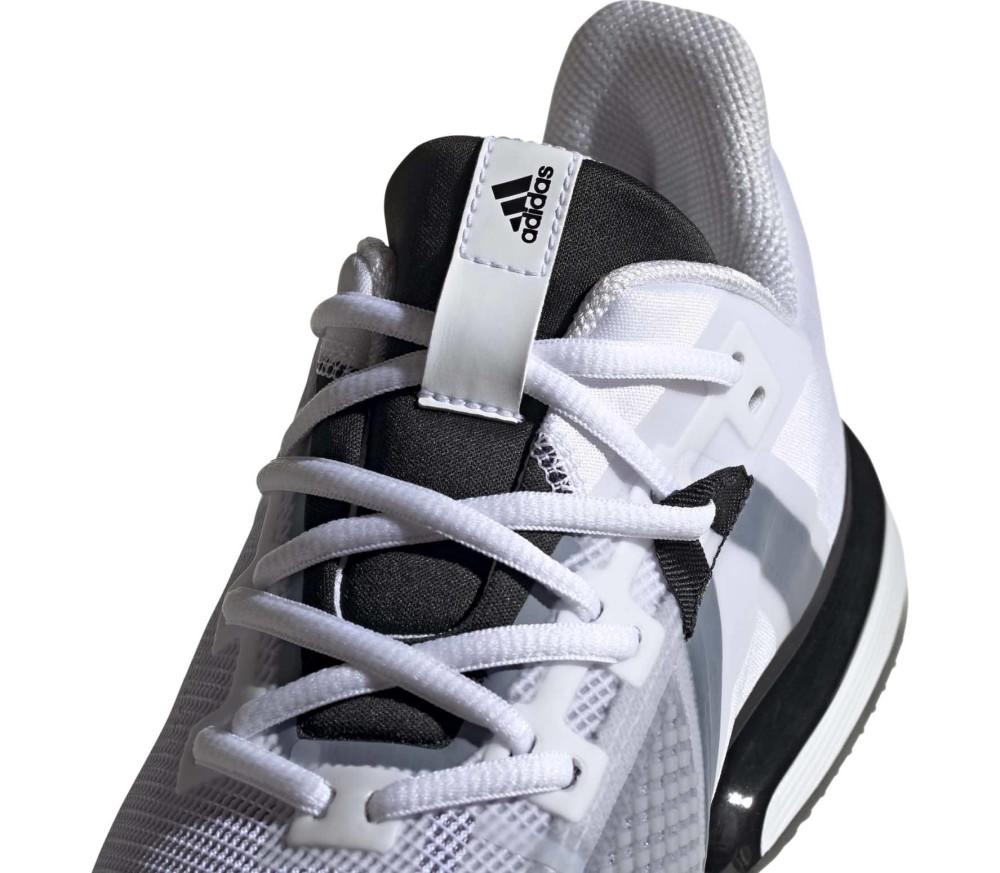 adidas Sole Match Bounce Herren Tennisschuh weiß