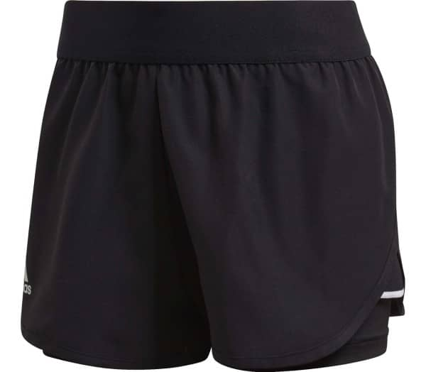 ADIDAS Club Damen Tennisshorts - 1