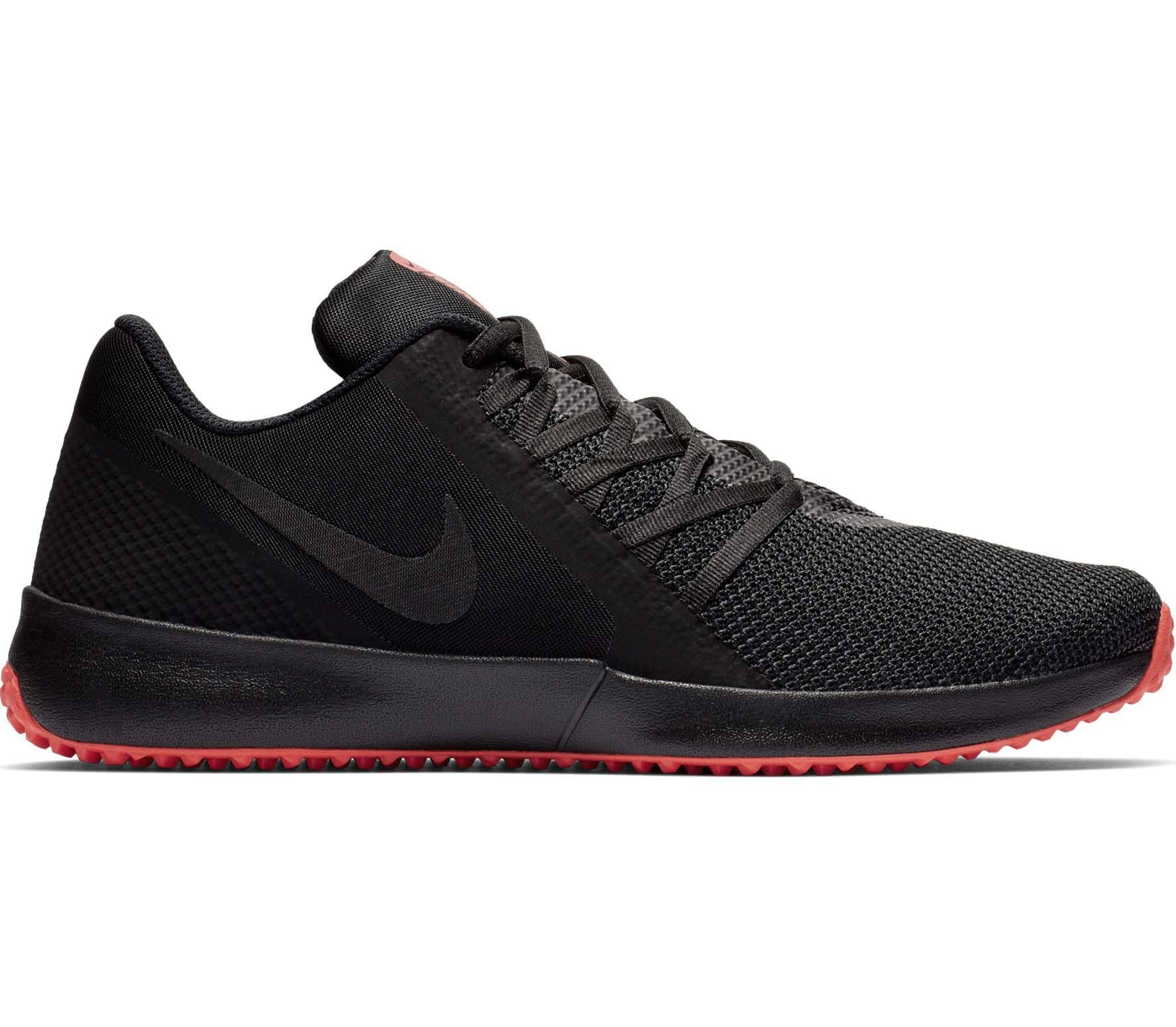 low priced ad1d5 f6e0a Nike - Varsity Compete Trainer men s training shoes (black orange)