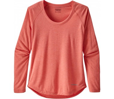 Patagonia - Nine Trails women's long-sleeved top (red)