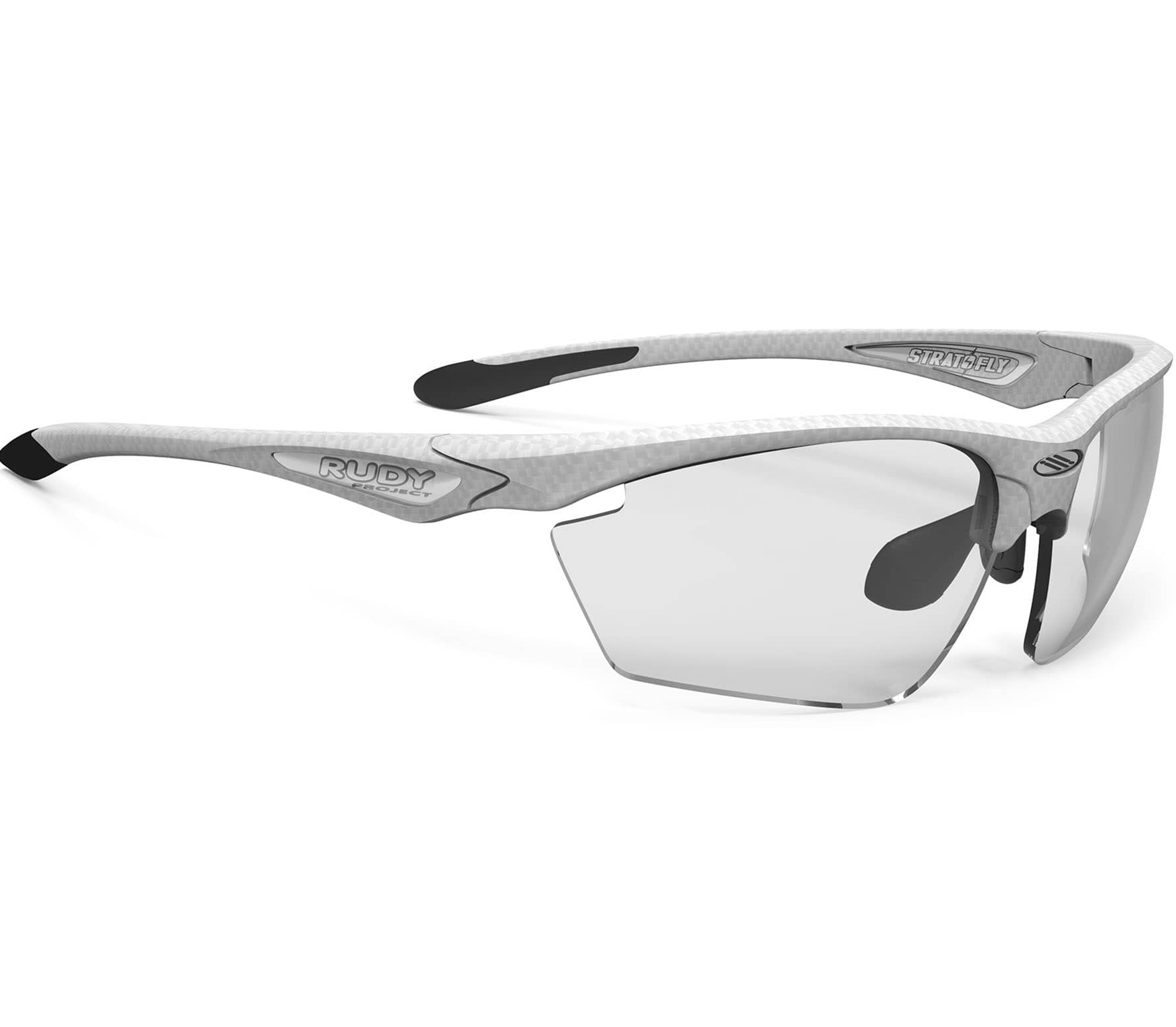 acbe88c70b Rudy Project - Stratofly Bike glasses (white) - buy it at the Keller ...