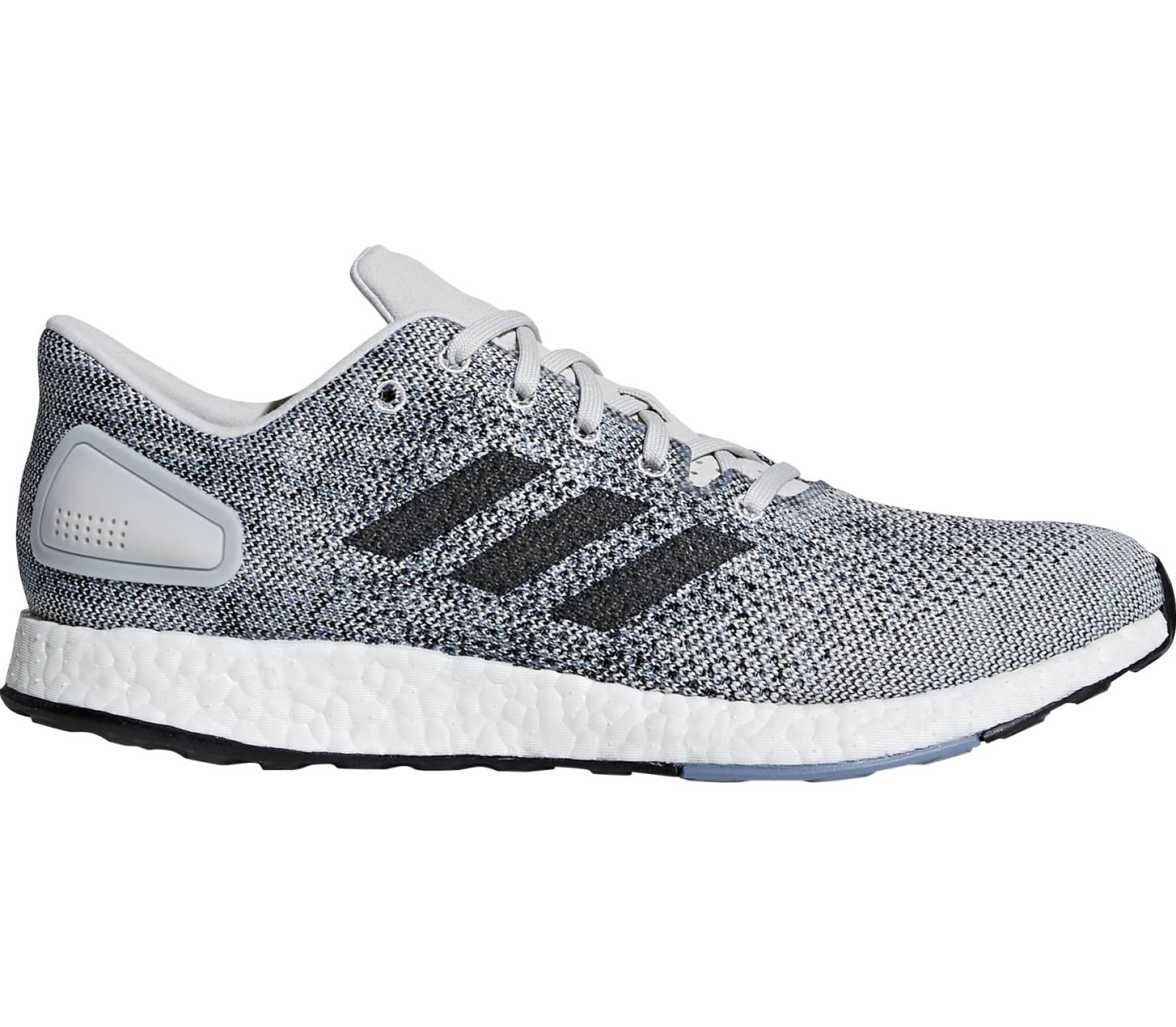 18afde94b Adidas - Pure Boost DPR Special Color men s running shoes (light grey)