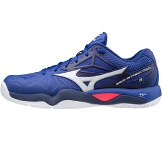 Mizuno Wave Intense Tour 5 All Court Men Tennis Shoes