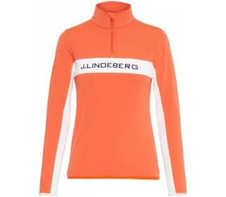 J.Lindeberg Kimball Striped Brushed Fi Femmes Veste