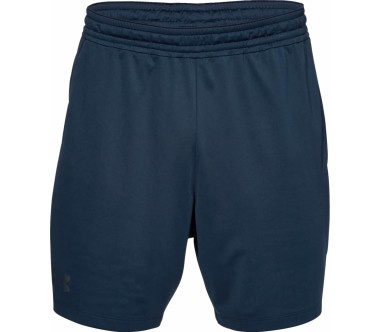 Under Armour - Raid 20 7 Inch men's training shorts (dark blue)