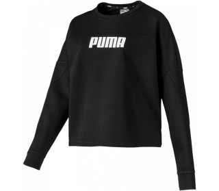 NU-TILITY Cropped Crew Femmes Sweat