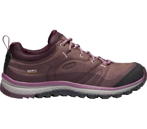 KEEN Terradora Leather Waterproof Damen Wanderschuh - 1