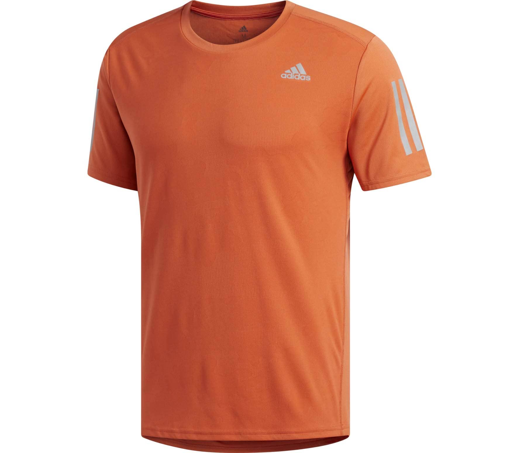 adidas Performance Response men's running top (orange)