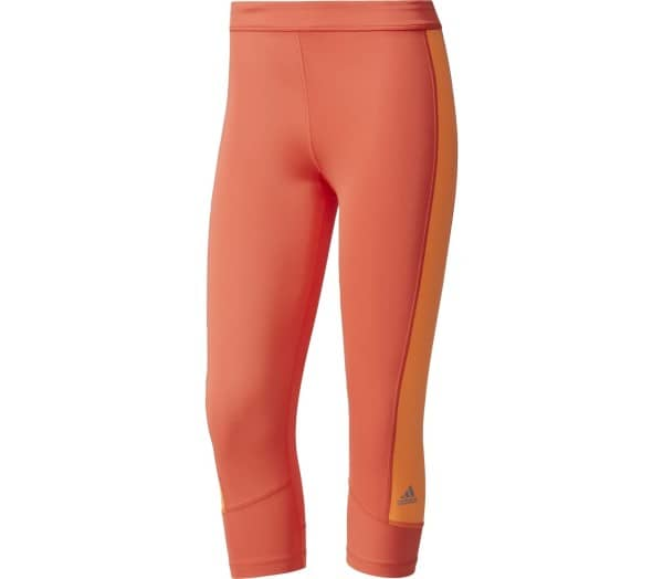 ADIDAS Techfit Capri Color Block Damen Tights - 1