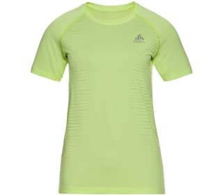 ODLO Crew Neck Seamless Element Women Running Top