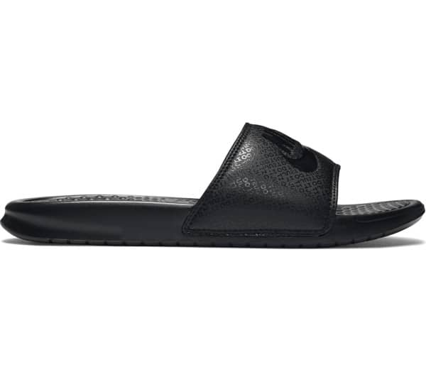 NIKE Benassi 'Just Do It.' Men Slides - 1
