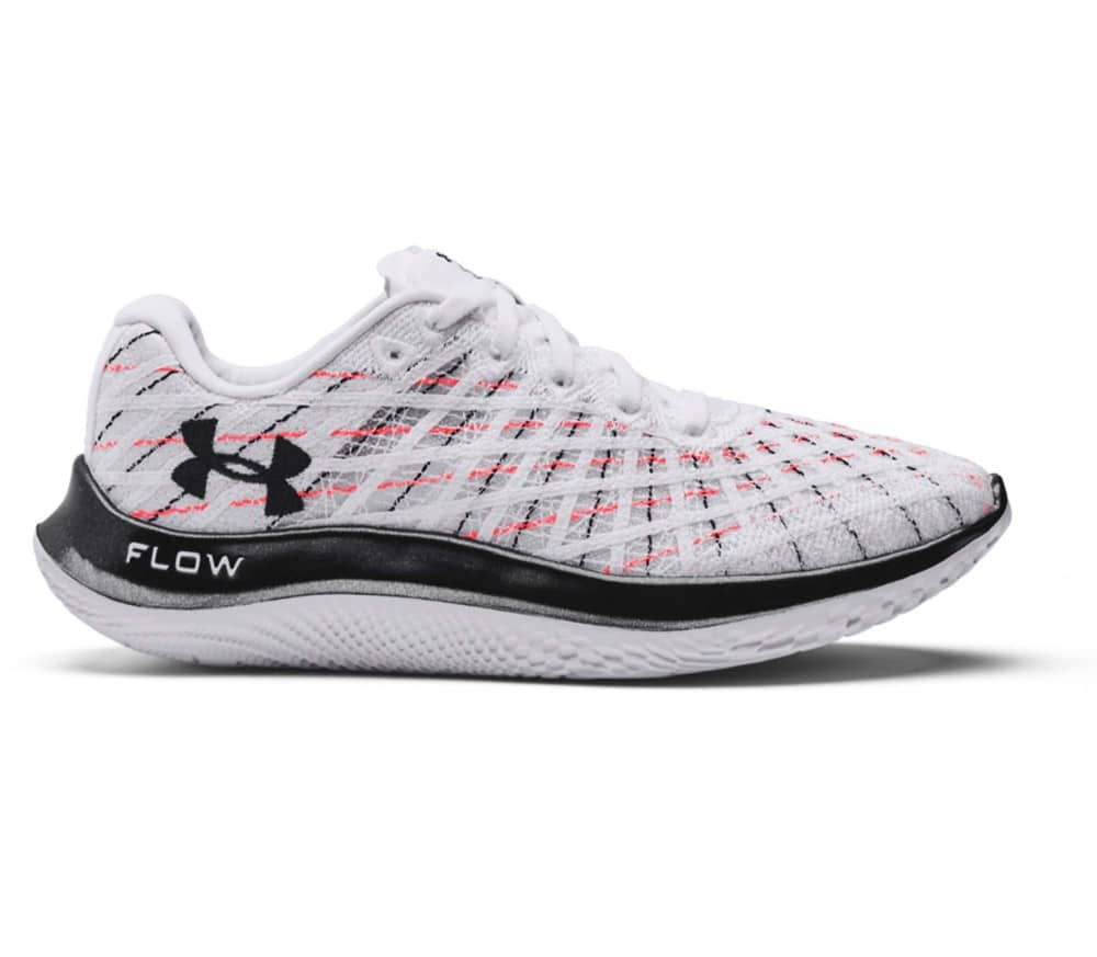 UNDER ARMOUR FLOW Velociti Wind Damen Laufschuh (White / Beta / Black) 159,90 €