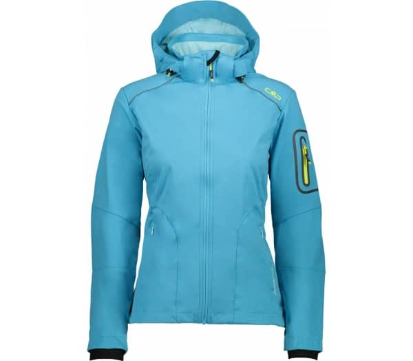 CMP Zip Hood Light Women Jacket - 1