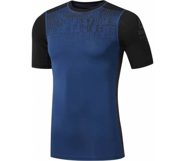 REEBOK Ac Graphic Comp Men Training Top - 1