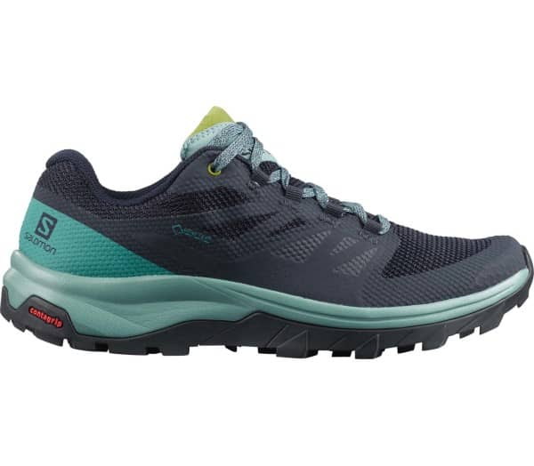 SALOMON Outline GORE-TEX Dames Wandelschoenen - 1