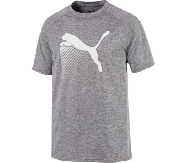 PUMA The CAT Heather Men Training Top - 1