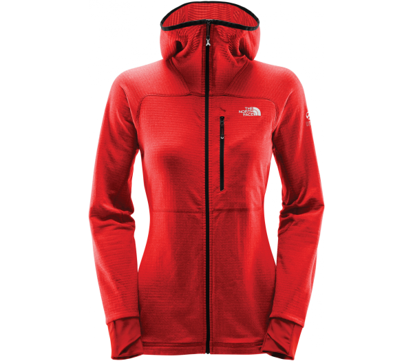 THE NORTH FACE Summit L2 Proprius Grid Women Cardigan - 1