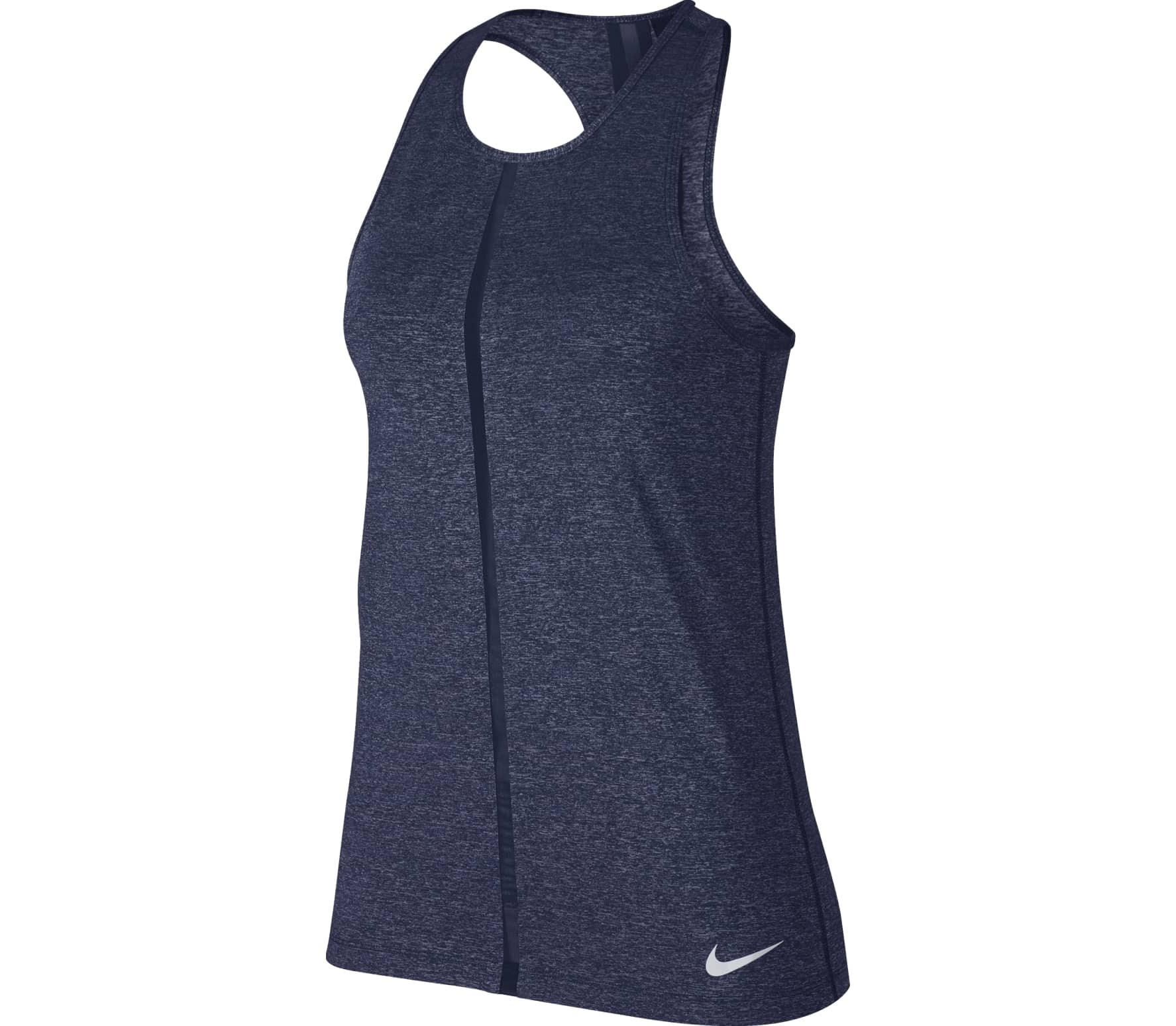 2fae1adfefa44 Nike - Pro HyperCool women s tank top (dark blue) - buy it at the ...