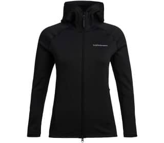 Peak Performance Chill Zip Women Fleece Jacket