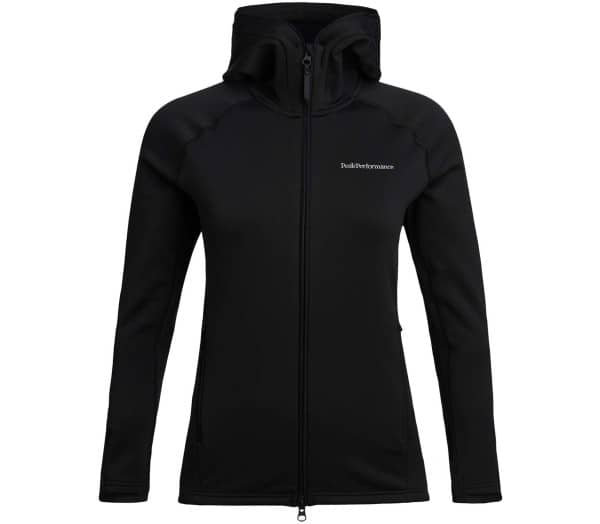 PEAK PERFORMANCE Chill Zip Dames Fleece Jas - 1