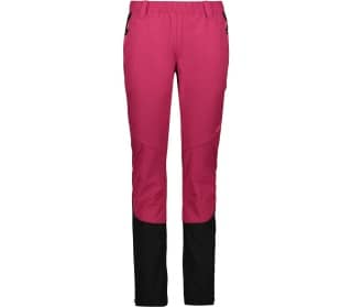 CMP MAGENTA Damen Outdoorhose
