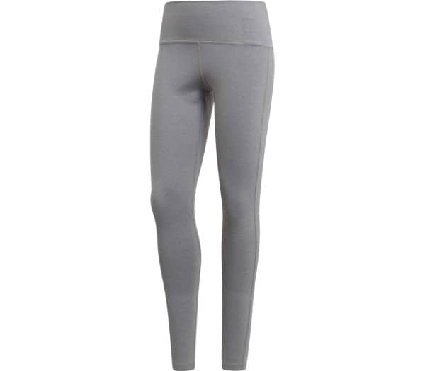 ADIDAS Believe This High-Rise Heathered Damen Trainingstights - 1