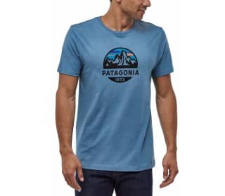 Fitz Roy Scope Organic Men T-Shirt